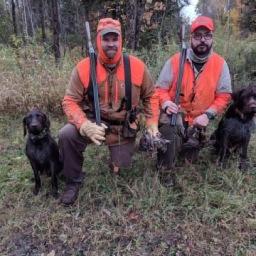 Elmer, Lance, Matt & Doc (MI Oct 2018)